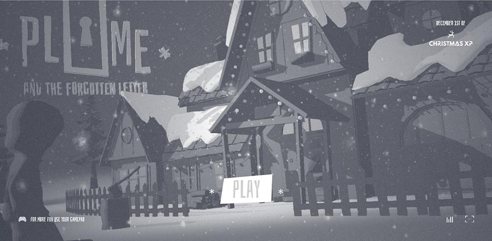 Storytelling Webdesign Game