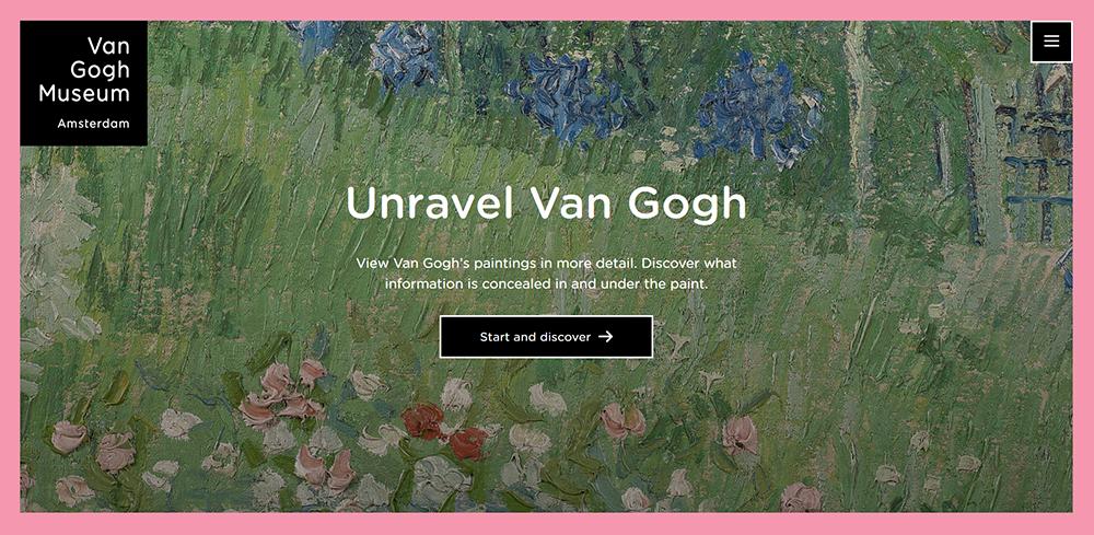 Storytelling Van Gogh
