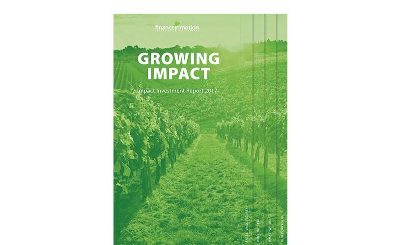 Broschüre Impact Report