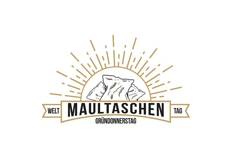 Logoentwicklung Weltmaultaschentag
